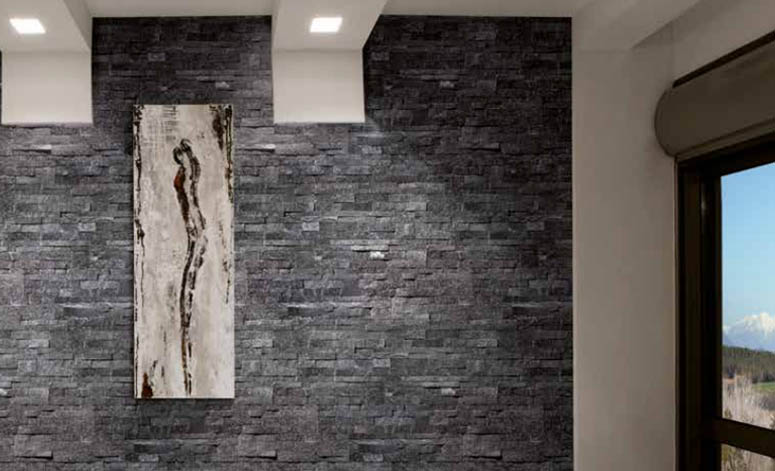 Vendita di pietre naturale d 39 interno e esterno - Rivestimenti in pietra naturale per interni ...