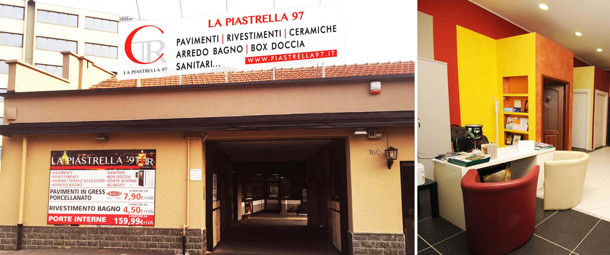 la piastrella 97 - Arredo Bagno Via Pietro Cossa Torino