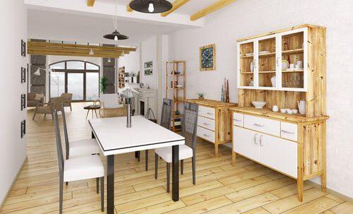 Vendita di pavimento in finto legno a Collegno Torino