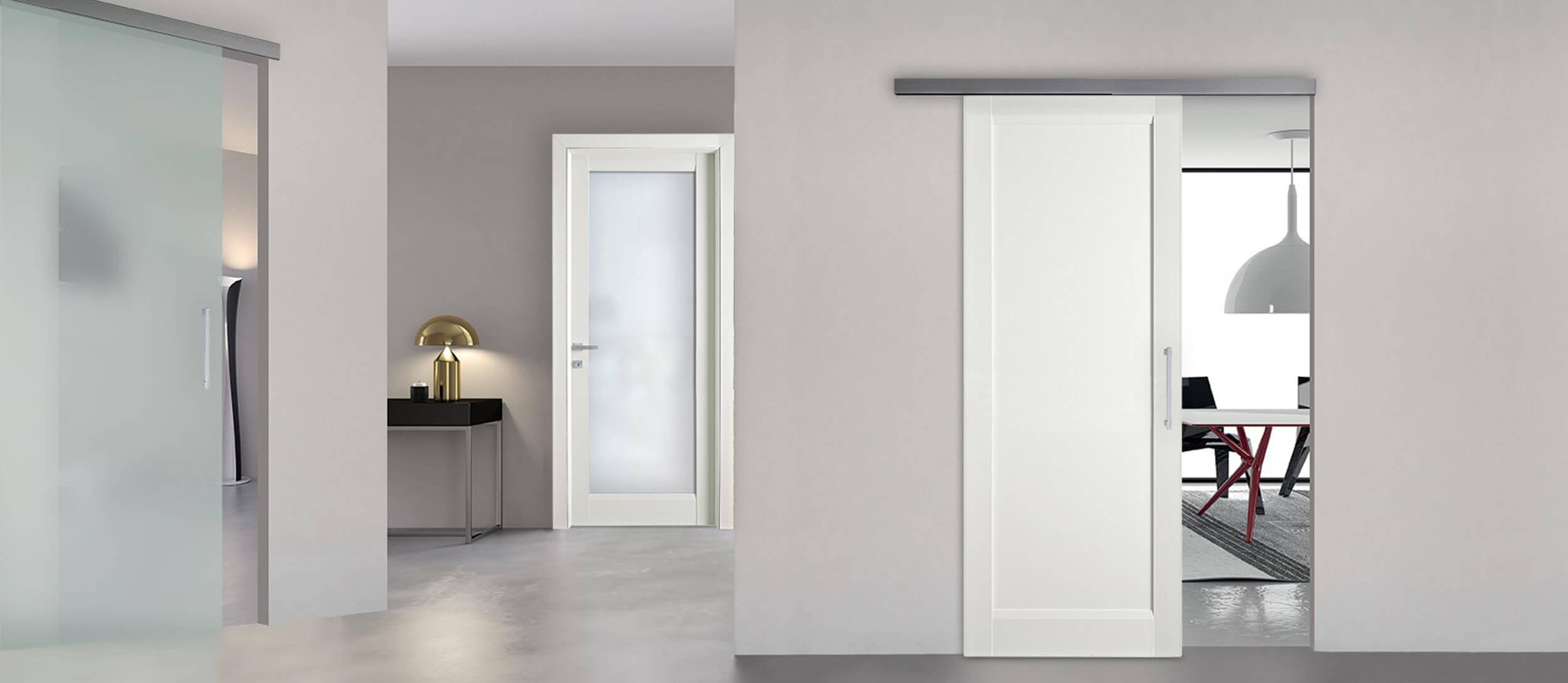 Vendita di porte massellate e tamburate a Collegno Torino