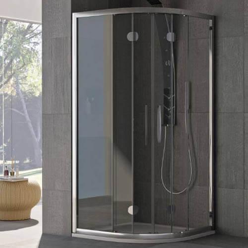 Vendita di box doccia semicircolari a Collegno Torino