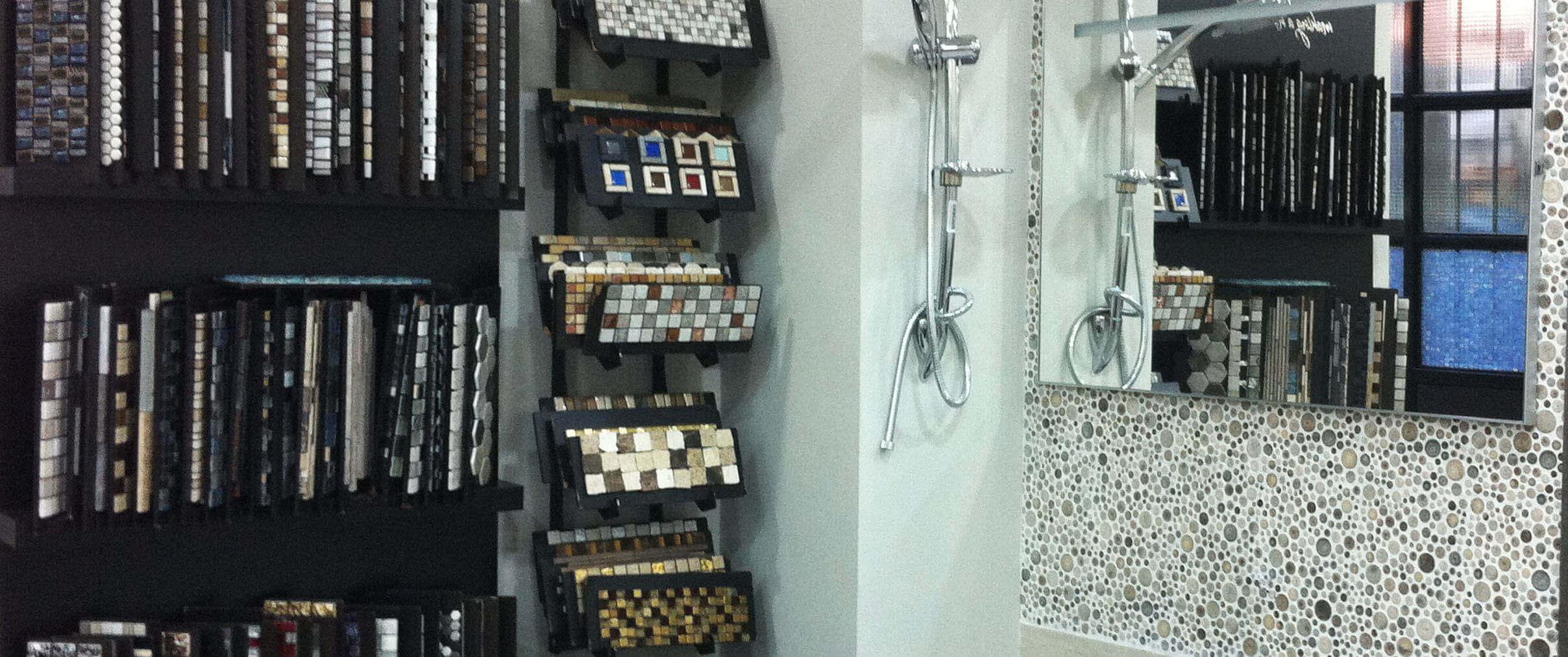Vendita di piastrelle a mosaico e listelli a Collegno Torino